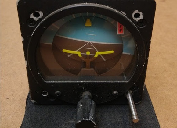 ATTITUDE GYRO Electrique Allen Instruments