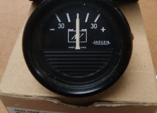 AMMETER Jaeger +/- 30 AMP
