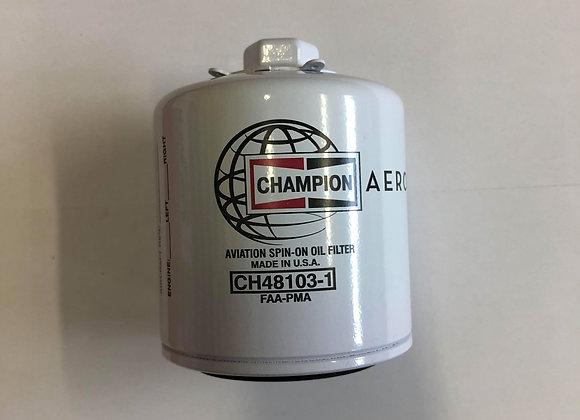 Filtre à huile CH48103-1