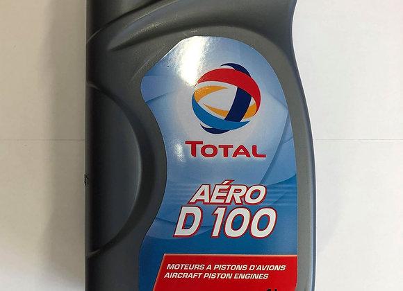 Huile de rodage AERO D100