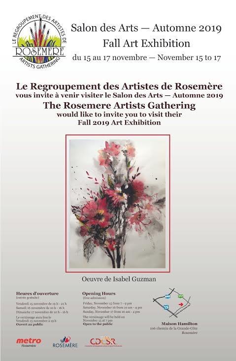 Salon des arts 2019