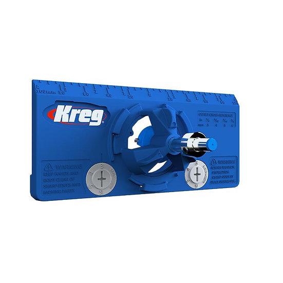 ג'יג לקידוח והתקנת צירי דלתות וארוניות