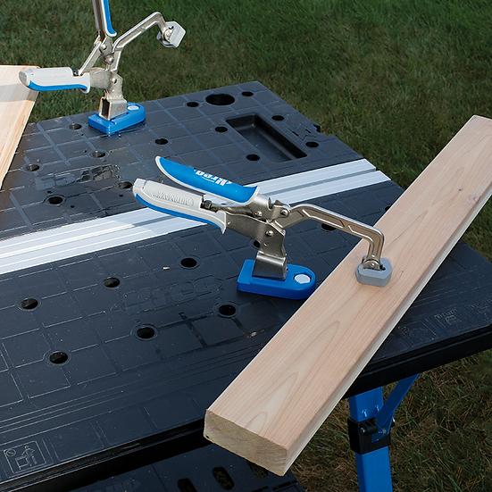 בסיס חיבור קלמרת שולחן עבודה חורי Bench Gogs