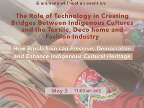 Technology: Bridges Between Indigenous Cultures and Fashion Industry