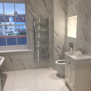 Beautiful bathroom refit