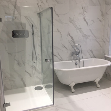 Beautiful bathroom refit
