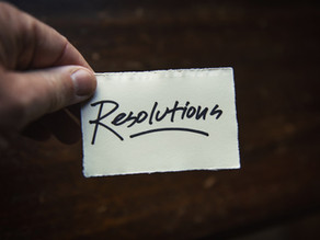 January 2021 Update / Resolutions