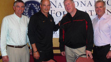 April Lunch Pictures Posted - hosted by Tom Healey, Coach Gary Pinkel, Randy Karraker and Tom Lombar