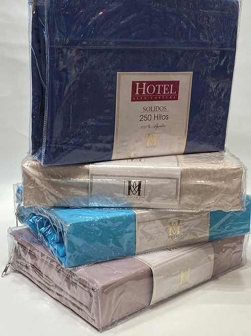 SABANA HOTEL KING 250 HILOS