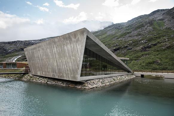 Trollstigen, Åndalsnes, Norway