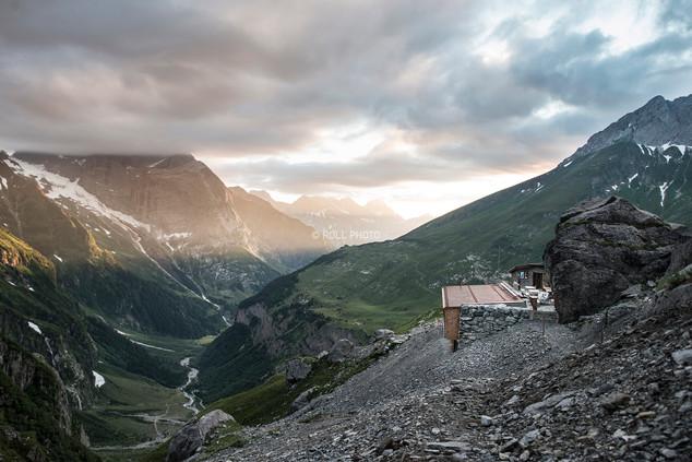 Spannorthütte, Switzerland
