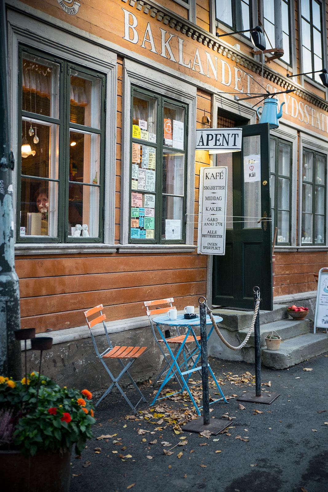 Café Skydsstasjonen