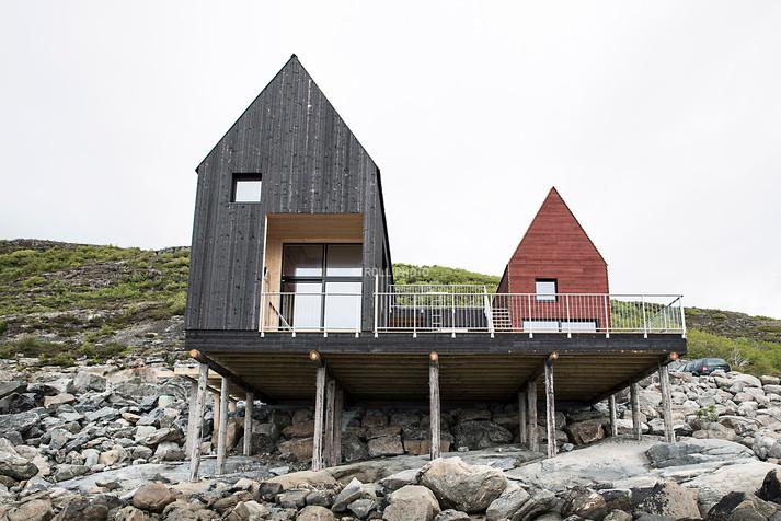 Spillebrettet, Stokkøya, Norway