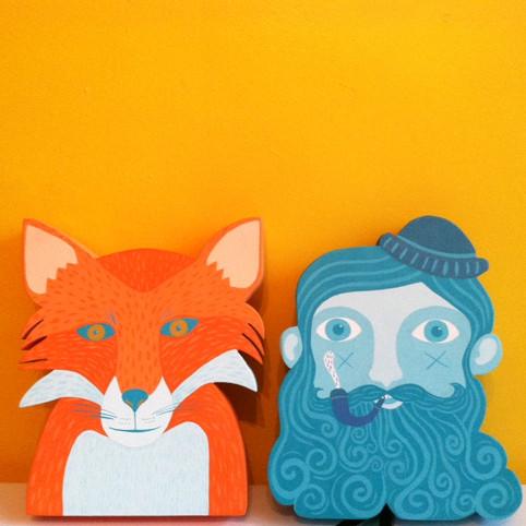 Fox & Blue Beard.JPG