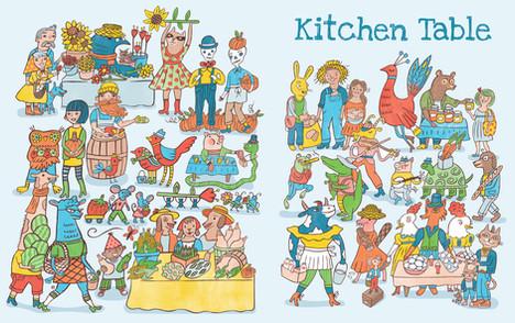 Ulana Zahajkewycz_Kitchen Table Cover.jp