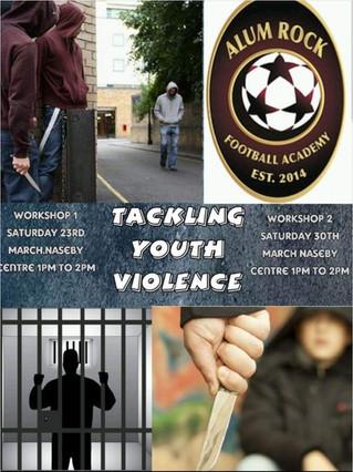 Knife Crime & Youth Violence Workshops