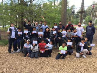 'Go Ape' day out 13th May