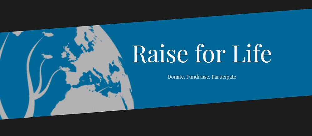 Raise for Life Logo