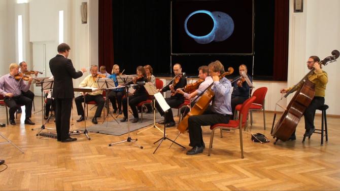 Live-Vertonung der Lichtspiel Opera Walter Ruttmanns am 21.09.2016, 19 Uhr