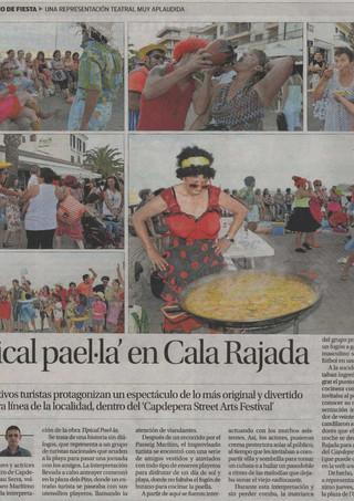 Diario de Mallorca - 26/7/2014