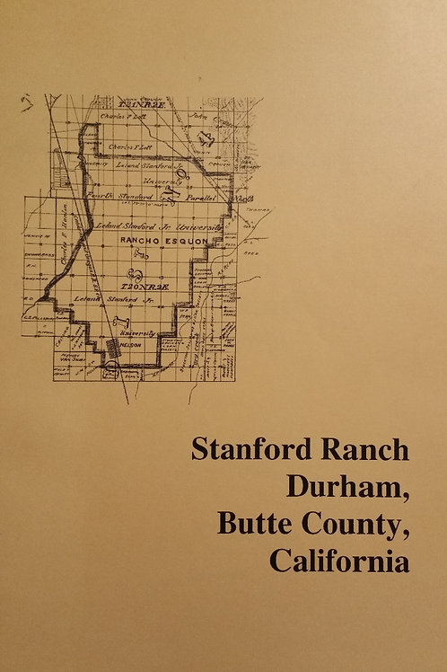Stanford Ranch Durham, Butte County, California by Adriana Farley