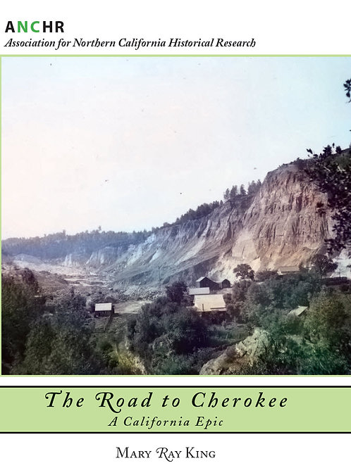 The Road to Cherokee by Mary Ray King