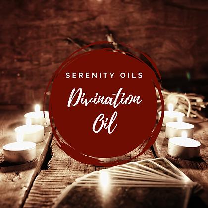 Divination Oil
