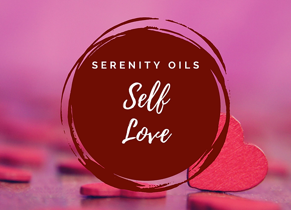 Self-Love Oil Blend