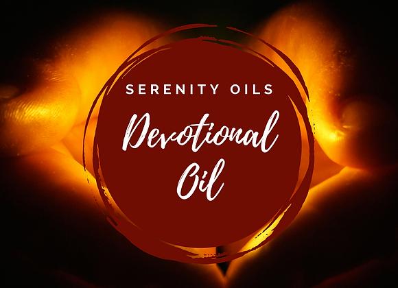 Devotional Oil