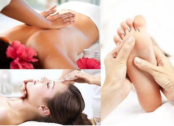 Work it Out Pamper Package (2hrs) Gift Voucher