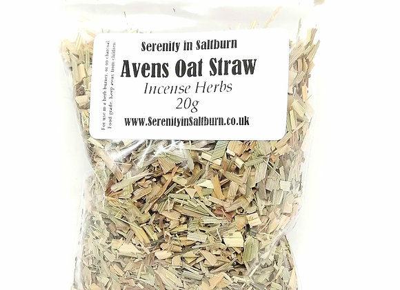 Avens Oat Straw