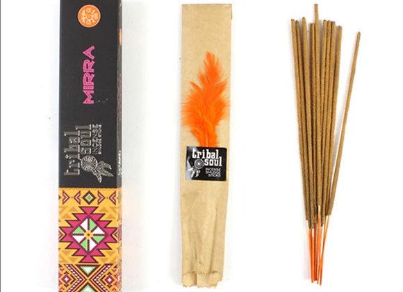 Myrrh Tribal Soul Incense Sticks