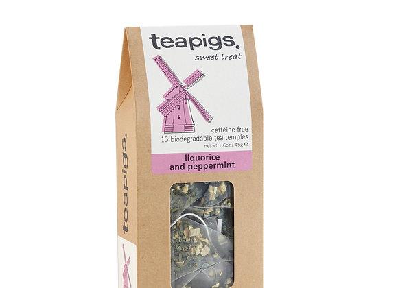 Liquorice & Peppermint - Teapigs (15's)