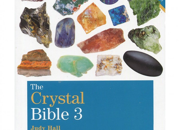 The Crystal Bible Vol. 3 by Judy Hall at Serenity