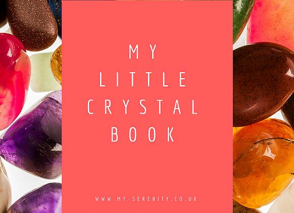 My Little Crystal Book