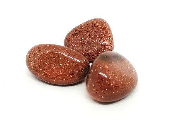 Goldstone - Brown