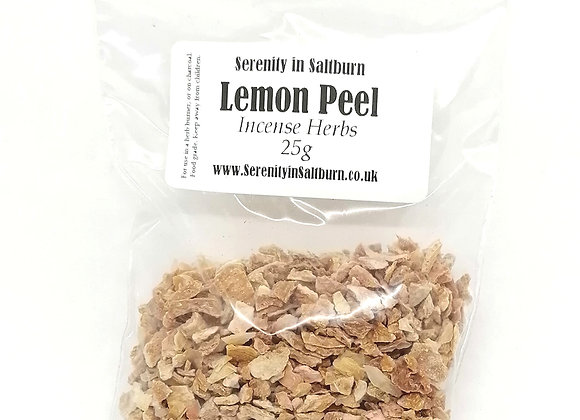Lemon Peel (Coarse Cut)