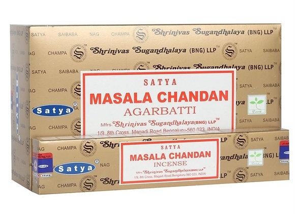 Masala Chandan Satya Incense Sticks