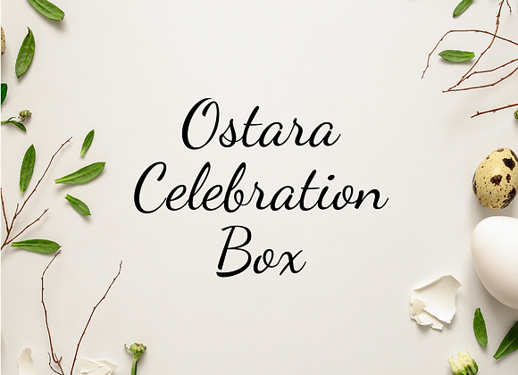 Ostara Celebration Box