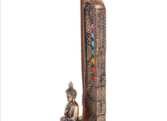 Chakra & Buddha Incense Holder
