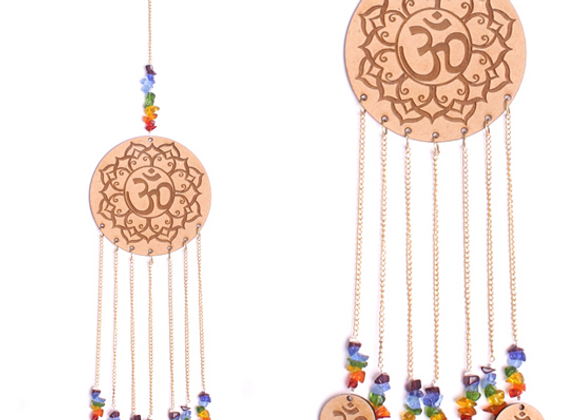 Om Chakra Decoration