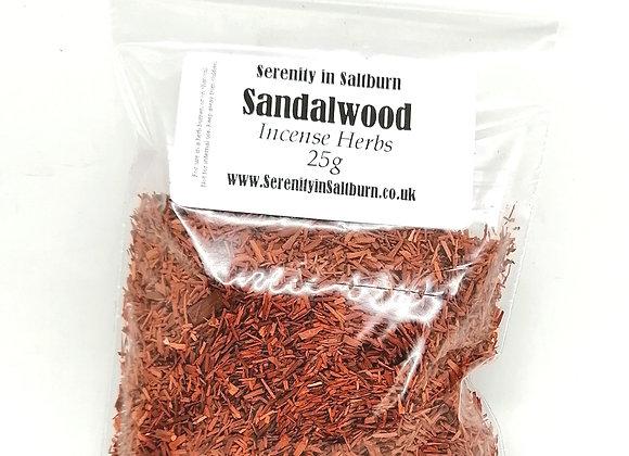 Red Sandalwood Chips