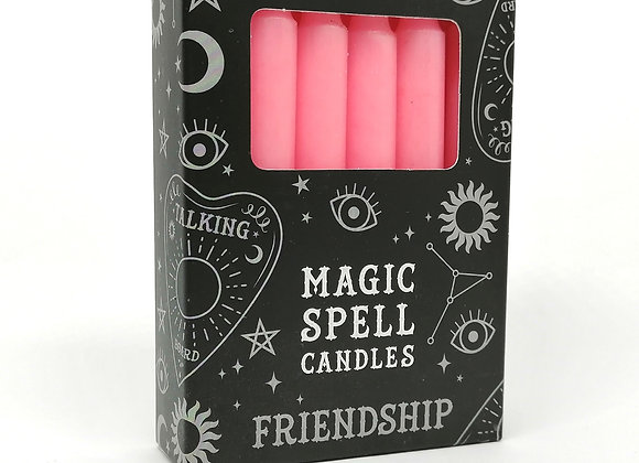 Spell Candles - Pink