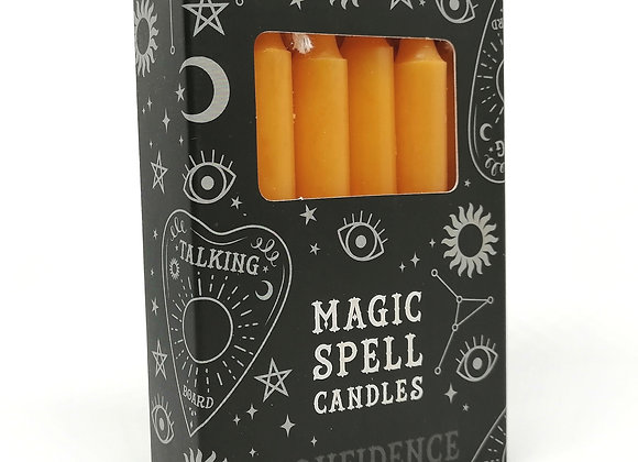 Spell Candles - Orange