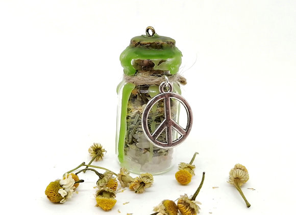 Peaceful Home Spell Jar