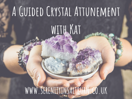 What is a Crystal Attunement?