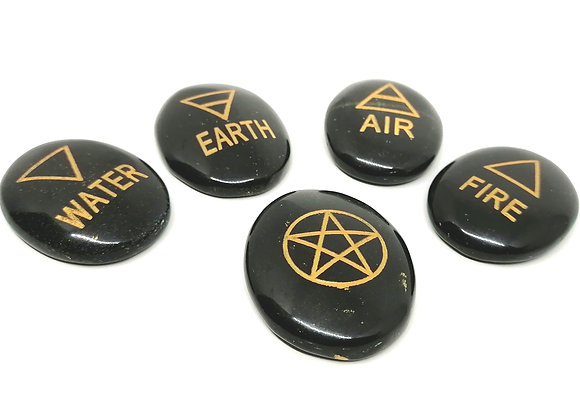 Five Elements Stones