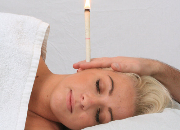 Hopi Candling & Mini Facial Massage Gift Certificate