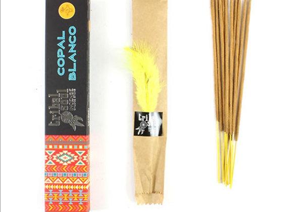White Copal Tribal Soul Incense Sticks