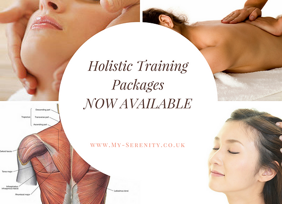 Holistic Training Package (C)